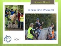 Special Ride weekend